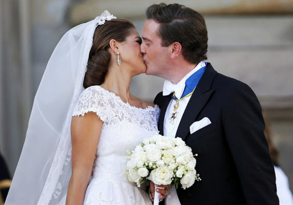 41 Princesa Madeleine & Christopher ONeill