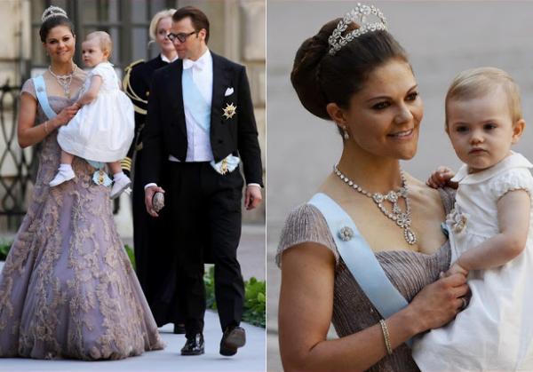 8 Princesa Madeleine & Christopher O'Neill {Convidadas}