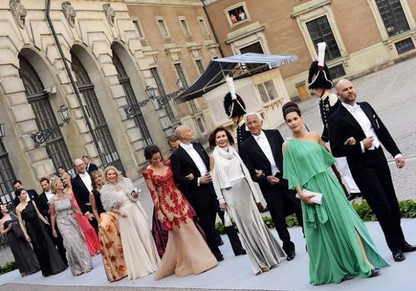 CONVIDADAS 6 Princesa Madeleine & Christopher O'Neill {Convidadas}