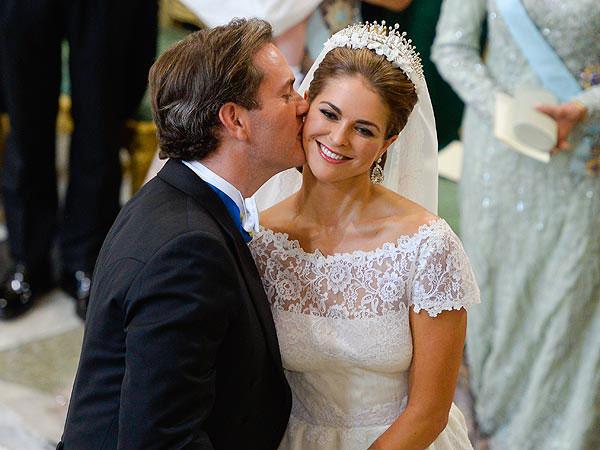D1 Princesa Madeleine & Christopher ONeill