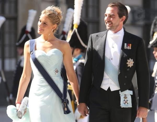 D2 Princesa Madeleine & Christopher O'Neill {Convidadas}
