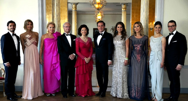 E1 Princesa Madeleine & Christopher ONeill {Gala}