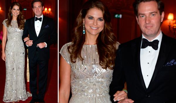 F2 Princesa Madeleine & Christopher ONeill {Gala}