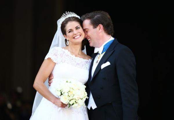 I1 Princesa Madeleine & Christopher ONeill