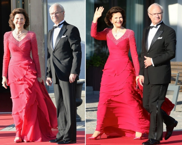 I2 Princesa Madeleine & Christopher ONeill {Gala}
