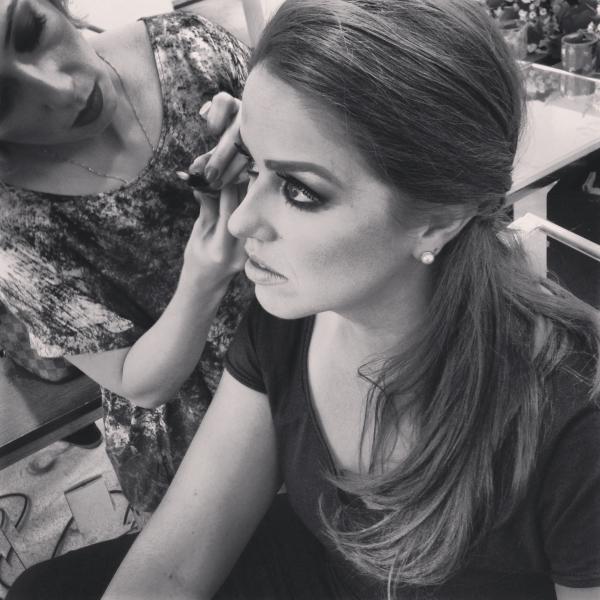 Maquiagem Lorena Make e penteado {convidada}