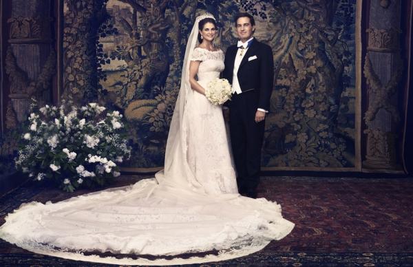 N1 Princesa Madeleine & Christopher ONeill