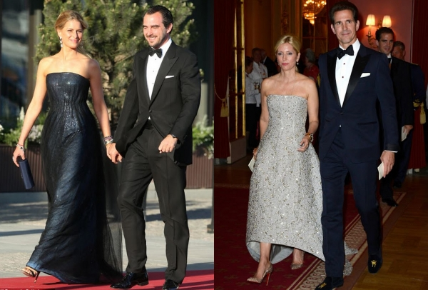 N2 Princesa Madeleine & Christopher ONeill {Gala}