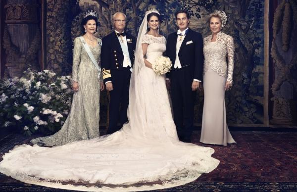 O1 Princesa Madeleine & Christopher ONeill