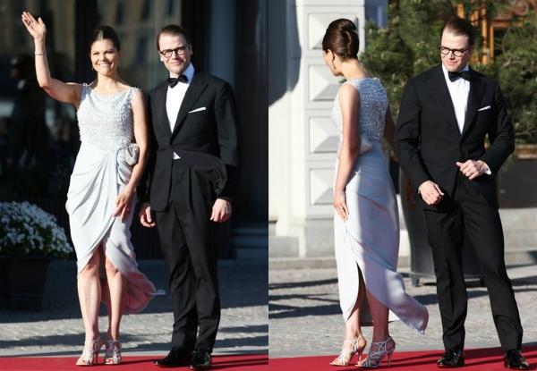 O2 Princesa Madeleine & Christopher ONeill {Gala}