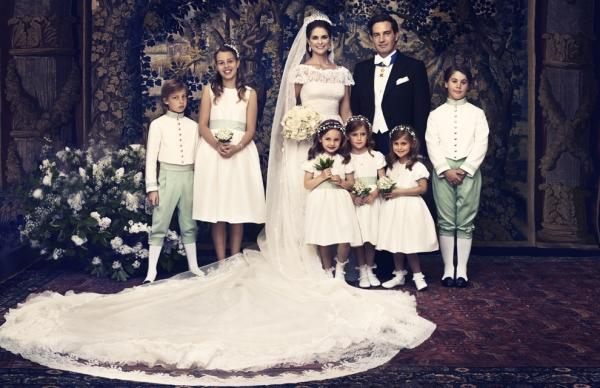 P1 Princesa Madeleine & Christopher ONeill