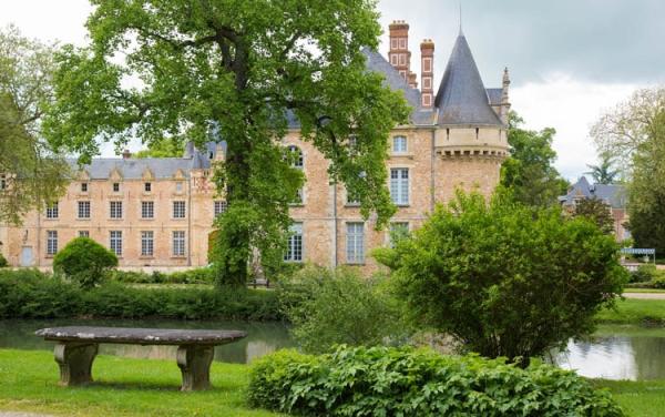 176 Renata & Yahia {Chateau D'Esclimont, França}