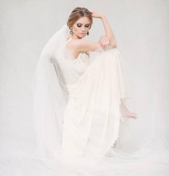 Grecian Wedding Dresses 14 a Ensaio de fotos {Noiva}