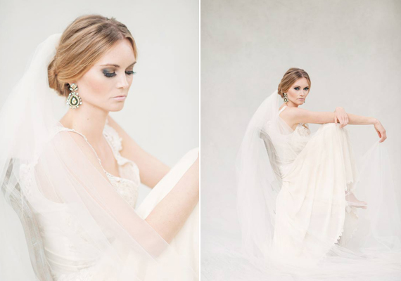 Grecian Wedding Dresses 19 Ensaio de fotos {Noiva}