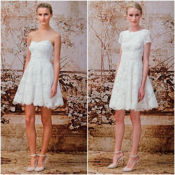 C3 Monique Lhuillier {Bridal Fashion Week}