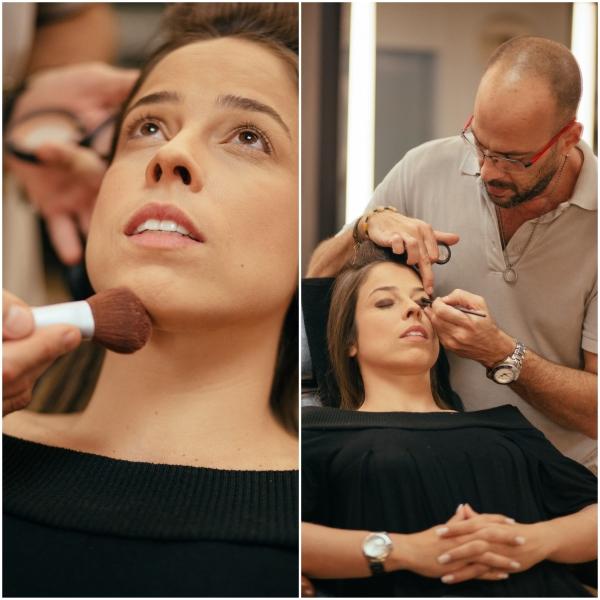 F Making of da Noiva