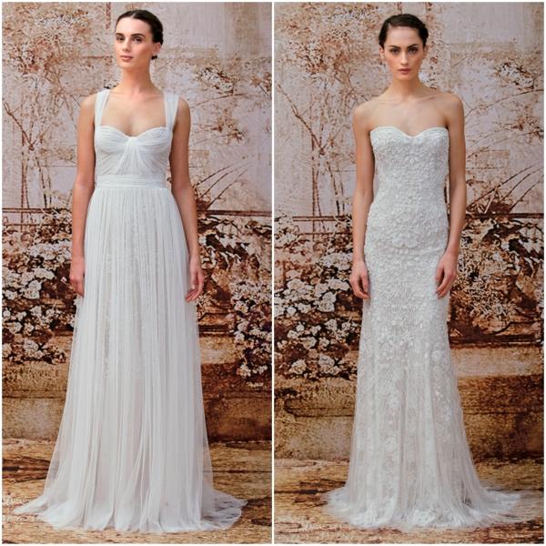 F1 Monique Lhuillier {Bridal Fashion Week}