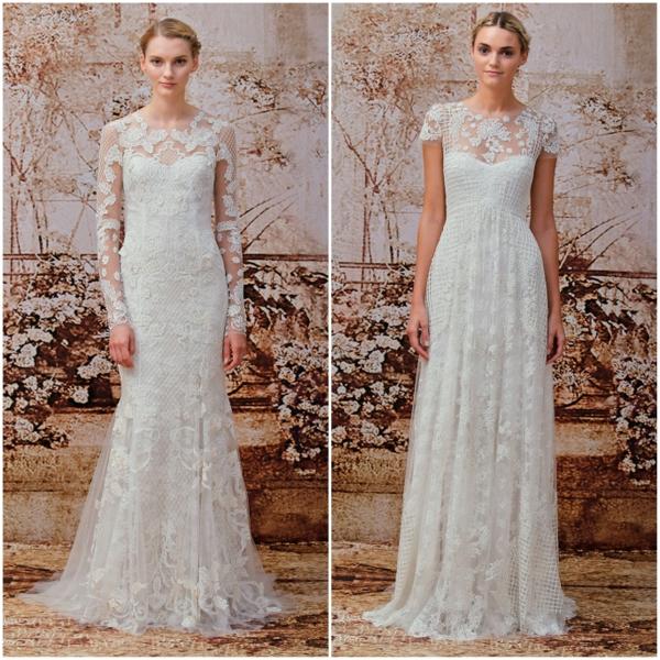 G1 Monique Lhuillier {Bridal Fashion Week}