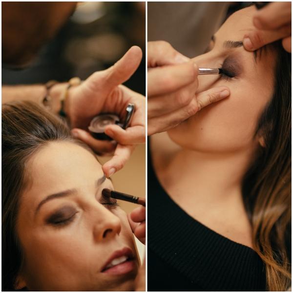 H Making of da Noiva