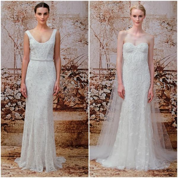 H1 Monique Lhuillier {Bridal Fashion Week}