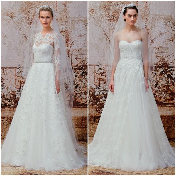 I1 Monique Lhuillier {Bridal Fashion Week}