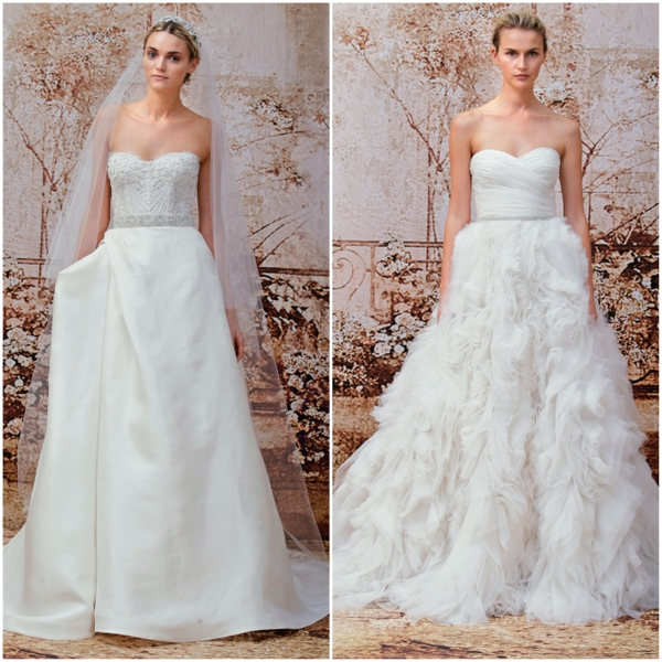 N1 Monique Lhuillier {Bridal Fashion Week}