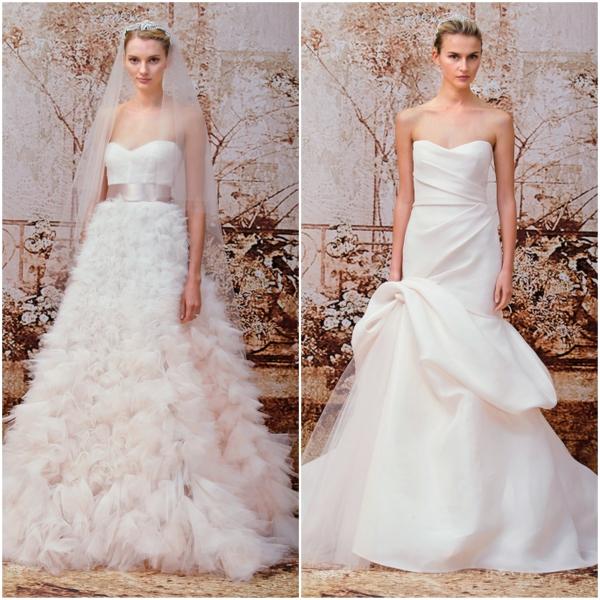 P1 Monique Lhuillier {Bridal Fashion Week}