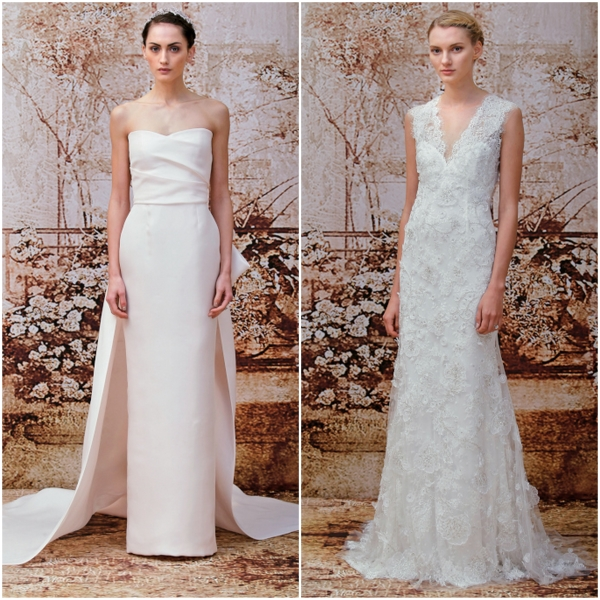 Q1 Monique Lhuillier {Bridal Fashion Week}