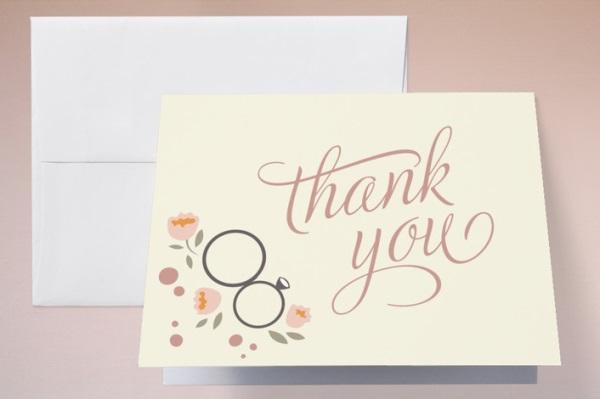 211 Cartões de agradecimento