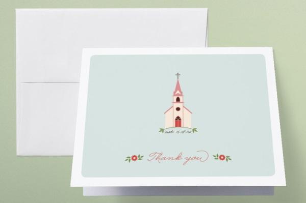 221 Cartões de agradecimento