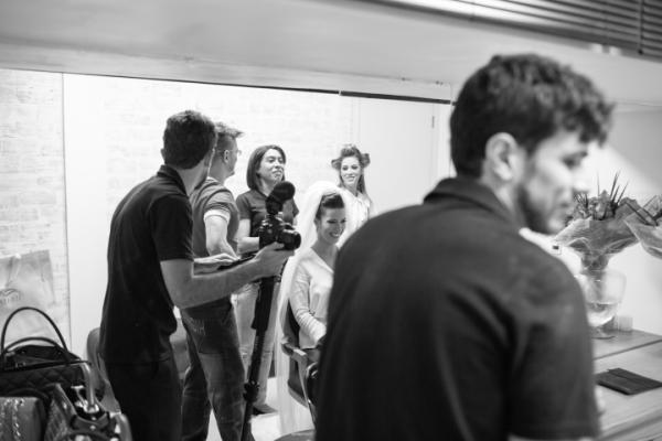24 Amanda & Júlio {Making Of}