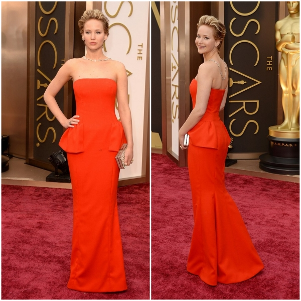 11 Os vestidos do Oscar 2014