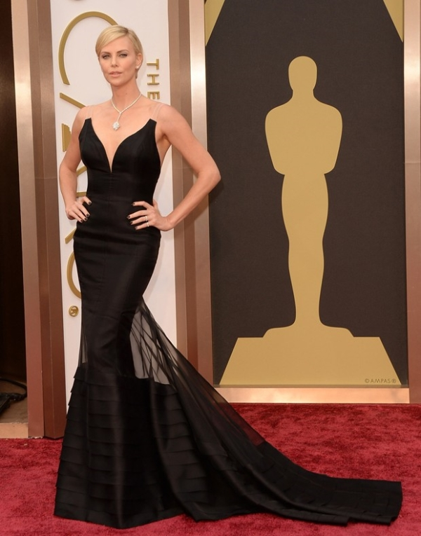 3 Os vestidos do Oscar 2014