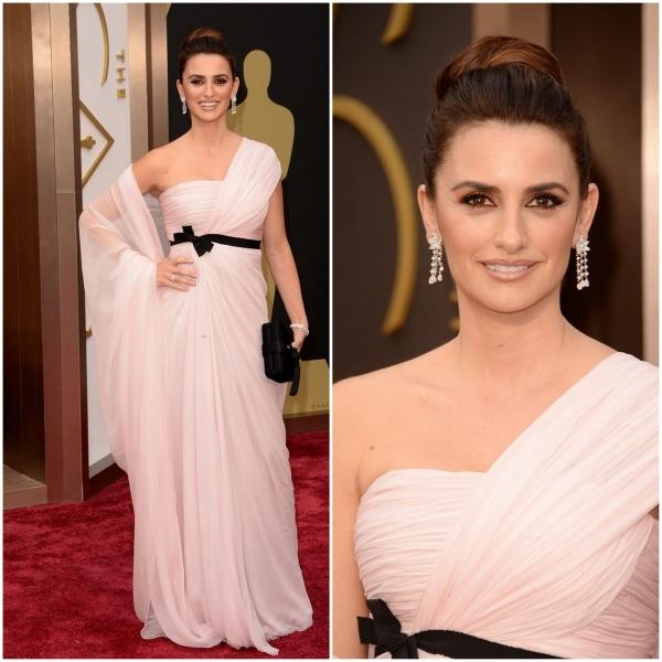 OSCAR6 Os vestidos do Oscar 2014