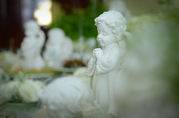 Nina 141 Decoração: verde e branco