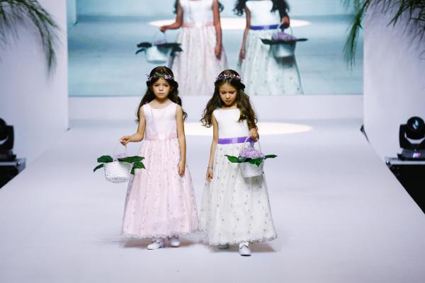 1 Flower Girl {Luxo de Festa 2014}