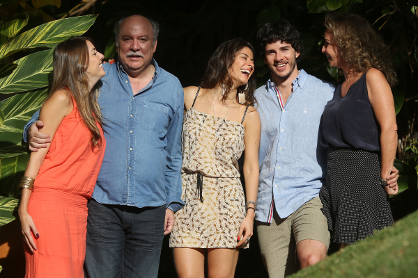 3 Camila e Pedro {Almoço para Padrinhos}