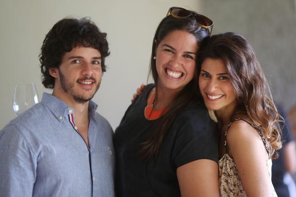 510 Camila e Pedro {Almoço para Padrinhos}