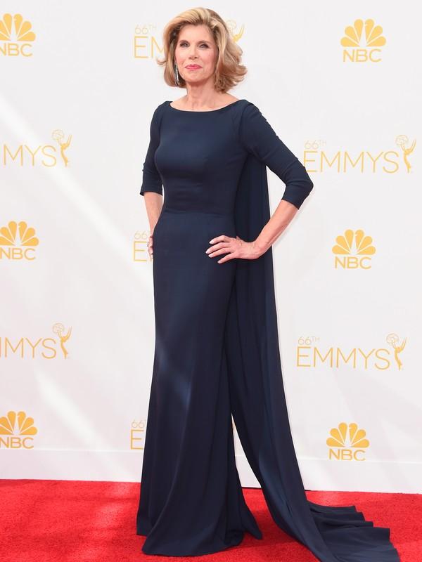 christine baranski Emmy Awards 2014