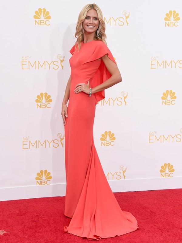 heidi klum no emmy Emmy Awards 2014