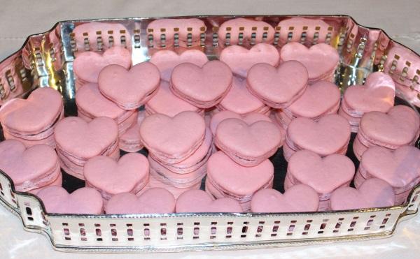 macarons 12 Lembrancinhas comestíveis