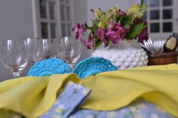 PORTA GUARDANAPO Linha home + lembrancinhas {MT Homewear}