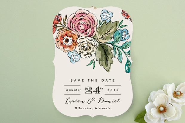 SAVE THE DATE 4 Save the Date: quando enviar?!