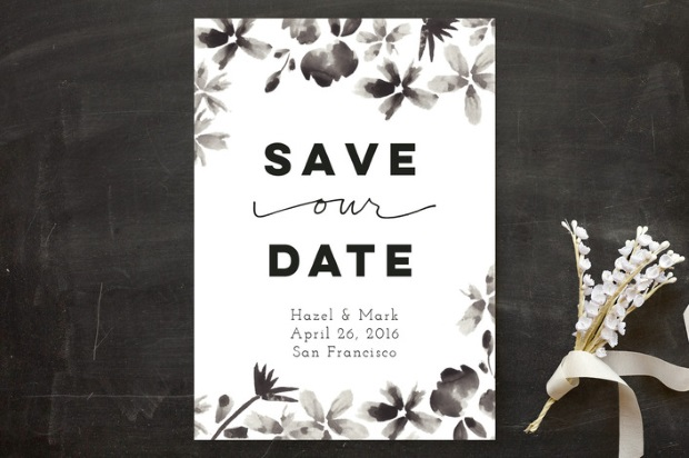 SAVE THE DATE 7 Save the Date: quando enviar?!