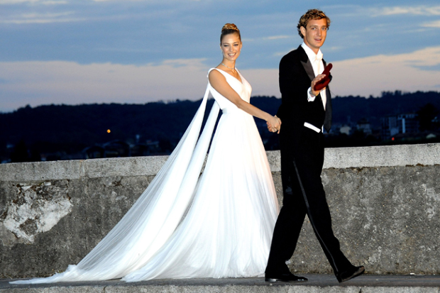 BEATRICE BORROMEO Beatrice Borromeo e Pierre Casiraghi