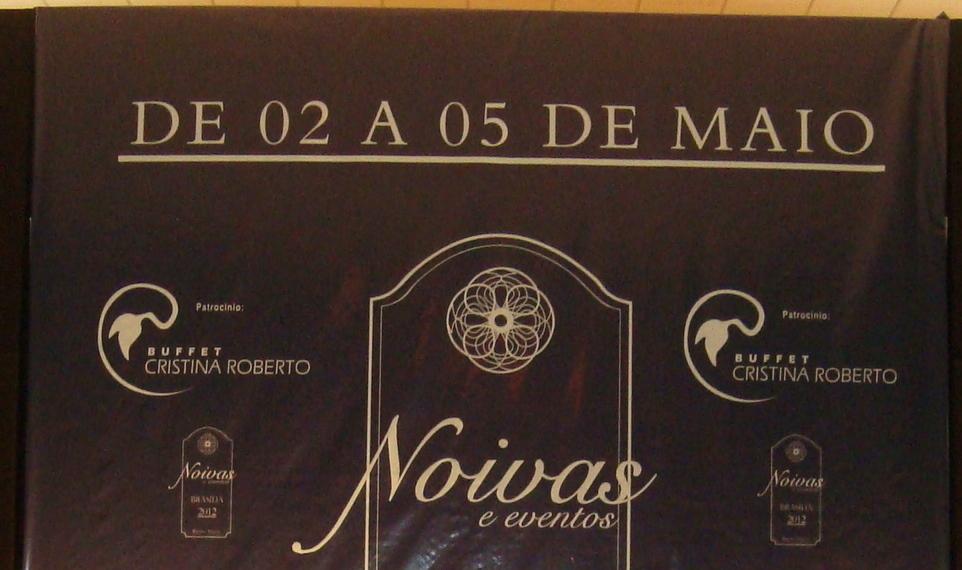 0 Lançamento do Noivas e Eventos 2012