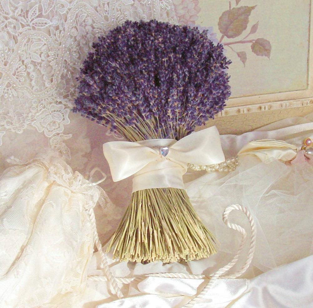 117 Bouquets de lavanda