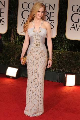 122 Golden Globe Awards 2012