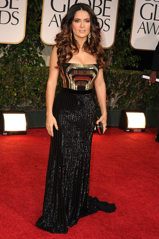 131 Golden Globe Awards 2012