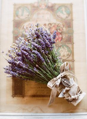 48 Bouquets de lavanda